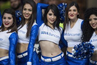 La alegría, belleza y energía de las chicas de la Liga MX