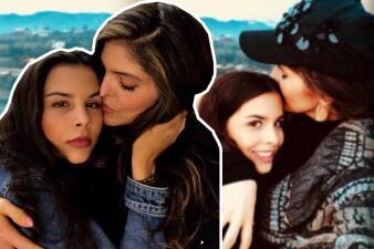 """Ana Bárbara recuerda cómo fue la primera vez que la hija de Mariana Levy le dijo """"mamá"""""""