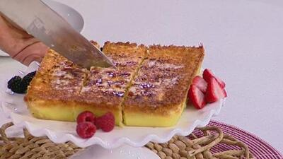 Torta de queso criolla: un postre que mezcla la medida perfecta de lo dulce con lo salado
