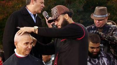 ¿Quién es el barbero más rápido de Nueva York? Descubre cuál de estos tres competidores se llevó más aplausos