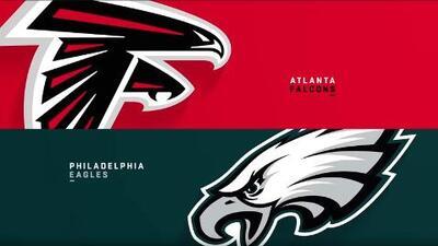 Highlights   Atlanta Falcons 12-18 Philadelphia Eagles