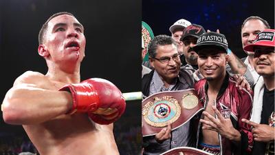 Óscar Valdez y 'Mikey' García continúan el legado del boxeo de México