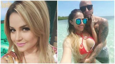 """Alexis se casó y Gredmarie Colón reaccionó: """"Nosotros seremos amigos 'forever'"""""""