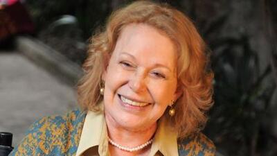 Irma Lozano dejó huella en cine, teatro y televisión