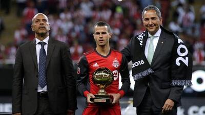 """Sebastian Giovinco feliz por el reencuentro con su """"vieja familia"""" en el MLS All Stars Game"""