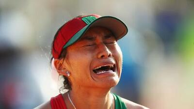Guadalupe González, medallista de plata en Rio, dio positivo por dopaje
