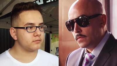 Johnny, el hijo de Jenni Rivera, vende todo lo de su mamá y extraña mucho a su tío