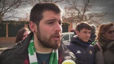 El debut de Diego Lainez dejó buenas sensaciones en aficionados y periodistas de España