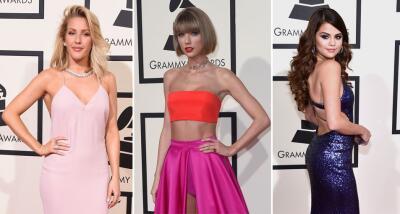 Todo el fashion de la alfombra roja de los Grammys 2016