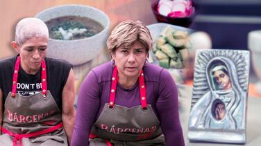 Amenazas inesperadas, gritos en la cocina e inmunidad en el segundo episodio de Familias Frente al Fuego
