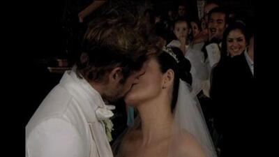 Maite Perroni y William Levy una boda con Triunfo En El Amor