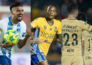 Los cuartos de final de Liga de Campeones de Concacaf llegan con 3 equipos mexicanos