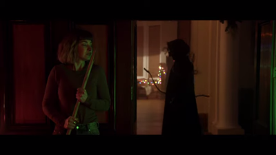 Holiday film takes a dark turn dropping Friday, December 13th