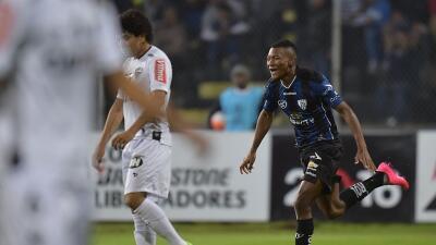 Independiente del Valle quita lo invicto a Atlético Mineiro en Copa Libertadores