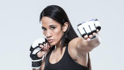 "Amanda ""The Real Deal"" Serrano (USA/PR)"