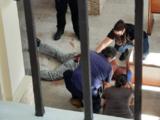 Arrestan a hombre que ocasionó daños en Iglesia de Rincón