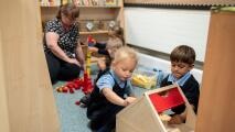 ¿Tienes hijos de 3 o 4 años? Entonces debes saber cuáles son los beneficios de la educación temprana