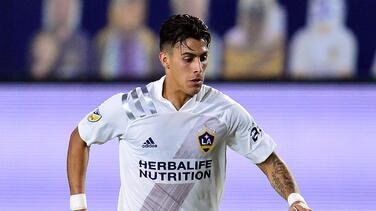 El futuro de Cristian Pavón, objeto de diálogo entre Galaxy y Boca