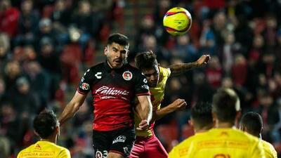 Cómo ver Club Tijuana vs. Morelia en vivo, por la Liga MX
