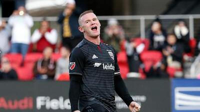 ¿Qué aportó el primer semestre de Wayne Rooney como jugador de D.C. United y la MLS?