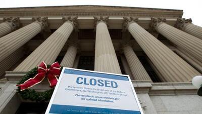 El cierre del gobierno augura una guerra sin cuartel