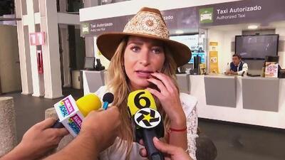 """Geraldine Bazán le pide a su mamá ser """"más discreta"""" al hablar con la prensa"""