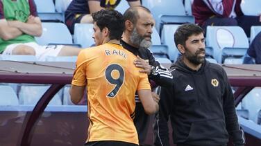 """Nuno no asegura el regreso de Raúl: """"Hay muchas que considerar"""""""