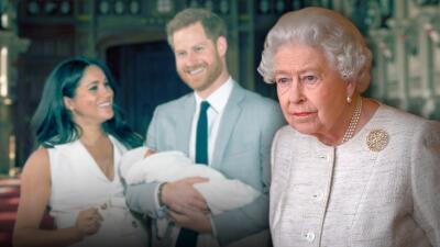 El deber es primero: la reina Isabel II no asistirá al bautizo de Archie Harrison