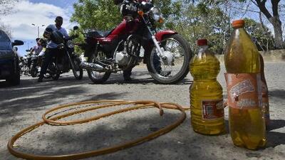 Crisis por escasez de combustible en la frontera de Colombia y Venezuela