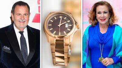 El Gordo, su pasión por los relojes lujosos y el día que lo asaltaron en México camino a entrevistar a Laura Zapata
