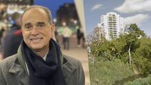 La Policía investiga muerte de Frank Suárez tras caer de un noveno piso