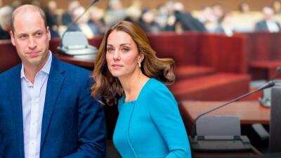 Abogados del príncipe William advierten acciones contra los medios que publicaron que engañó a Kate Middleton