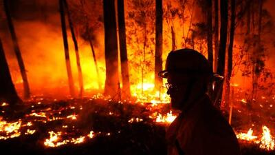 """Resultado de imagen de incendio en australia"""""""
