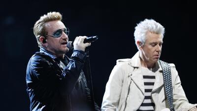 U2 donará refugios para 2,000 familias afectadas por el terremoto en México