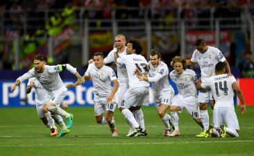 Lo mejor de la dramática final de Champions entre Real Madrid y Atlético
