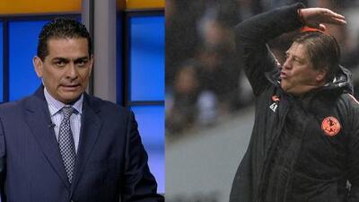 'Piojo' Herrera tronó contra exárbitro por criticarlo