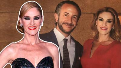 """Así defendió Chantal Andere a su marido después de que lo llamaron """"feo"""""""