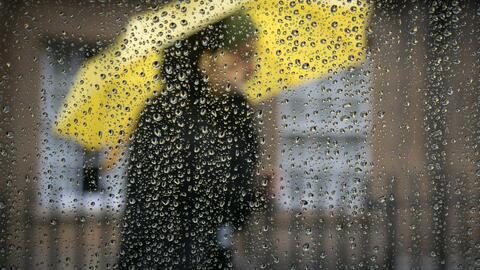 Probabilidad de lluvias y tormentas en Nueva York