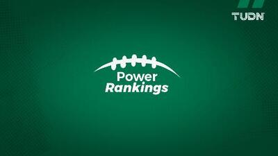 Los Chiefs se mantienen en la cima de nuestros Power Rankings
