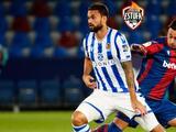 Wolverhampton se decanta por Willian José para sustituir a Raúl Jiménez