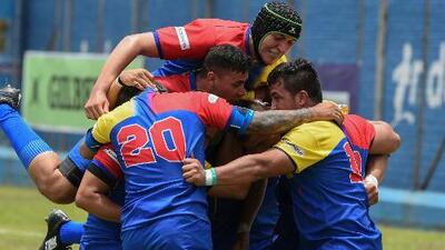 El rugby, el deporte que se tomó Medellín