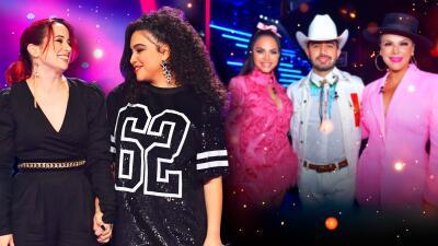 Reina de la Canción aprieta las tuercas: Wanda López y Jessica Núñez están en peligro de eliminación