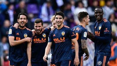 Valencia a la Champions; Getafe, Sevilla y Espanyol a la Europa League