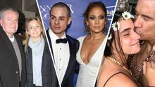 La edad no importó: parejas famosas que se llevaban muchos años de diferencia