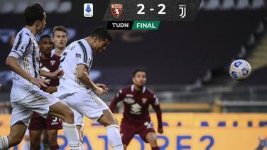 Juventus empató, Inter aprovechó y se acerca al Scudetto