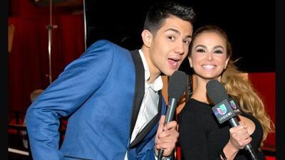 Luis Coronel te invita al Backstage de Premio Lo Nuestro 2015 en vivo