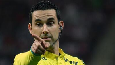 Árbitro mexicano César Ramos pitará la final del Mundial de Clubes