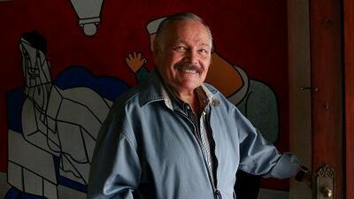 Fallece a los 83 años el pintor mexicano José Luis Cuevas,  figura clave de la generación de La Ruptura