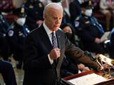 Biden hablará por primera vez ante una sesión conjunta del Congreso el 28 de abril
