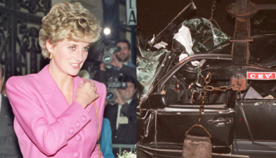 """Trampa mortal"", así era el auto en que murió Lady Di"